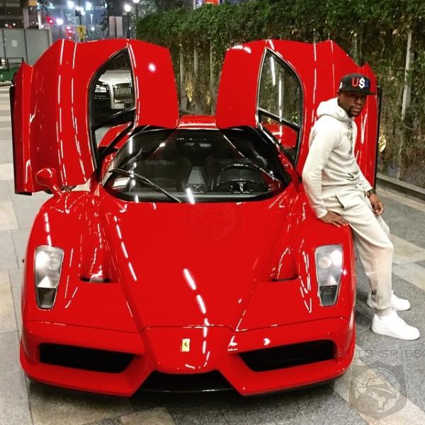 Флойд мейвезер и его роскошные машины