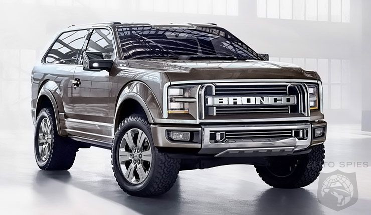 Rumor Mill: General Motors Has Already Given Up On A Bronco-Wrangler Rival