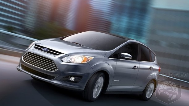 Ford Falls Under Scrutiny After C-Max Hybrid Fails To Live Up To Mileage Claims