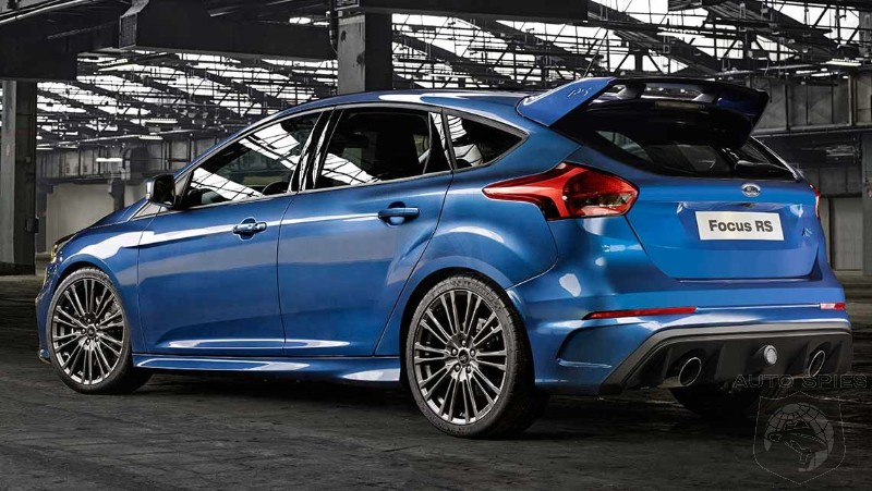Ford Cracks The Code Millennials Have An Appetite For Performance