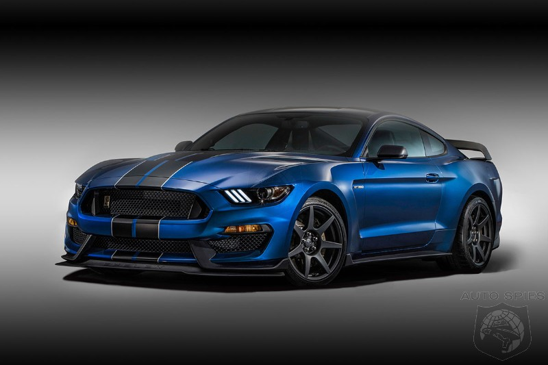 Is The Mustang GT500 Set To Lead The 700HP Pony Car Club