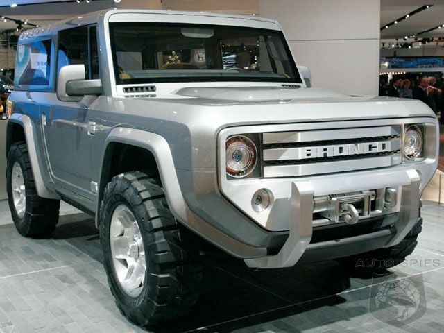 If Ford Brings Back The Bronco Should It Be A Hardcore Wrangler Killer
