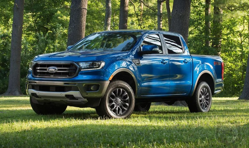 Ford Introduces 2WD Ranger FX2 Off Road Performance Package