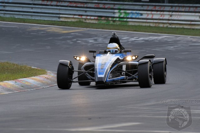 Should They? Ford Toys With Producing A Street Legal Ariel Atom Competitor