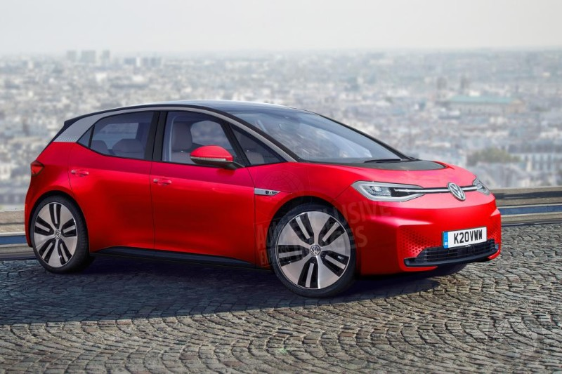 GREEN NEW DEAL COMPLIANT? VW Claims New ID Hatchback To Be First EVER Carbon Neutral Vehicle