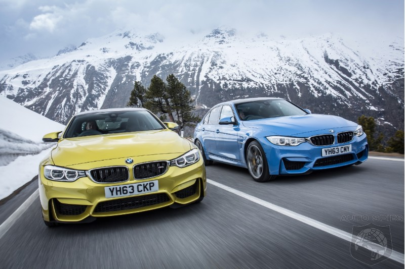 BMW's M Performance Division Hard At Work On Hybrid Models