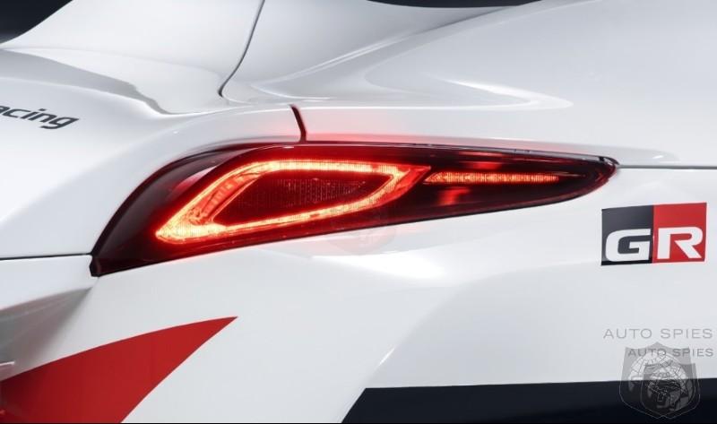 #GIMS: Toyota Returns To Racing Glory With GR Supra Racing Concept