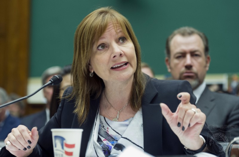 Congress Tries To Tell GM Who To Fire - Do They Really Think They Have That Power?