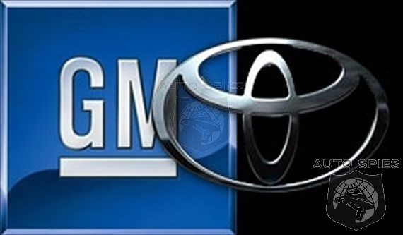 Toyota Dethrones GM As World's Top Selling Automaker In 2012