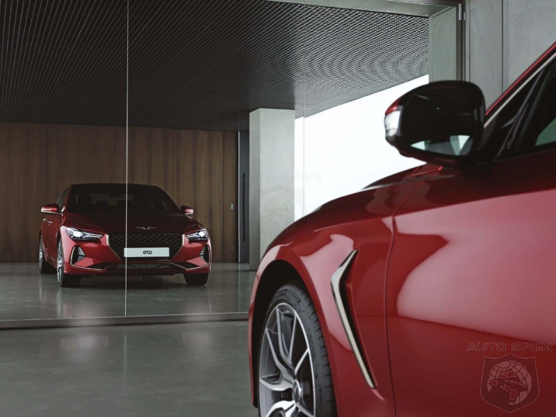 Genesis Opens First Dedicated Dealership - Should It Be The Benchmark For Things To Come?