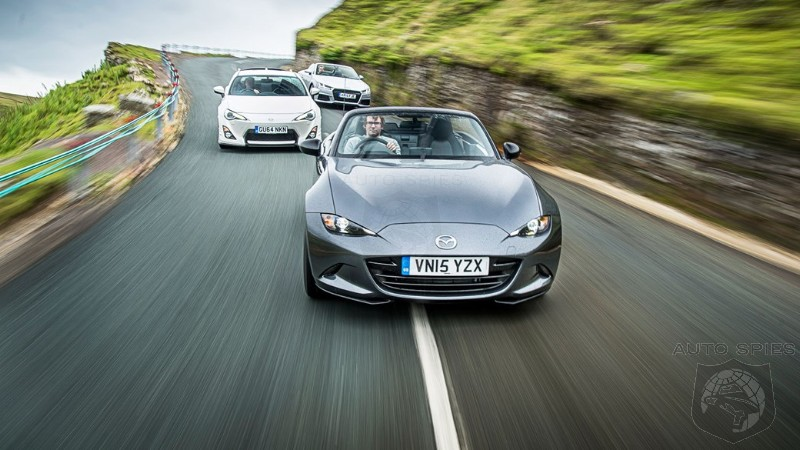 Thrills On A Budget: MX 5 Vs TT Vs GT86 Which Is The Best Entry Level Sports  Car?