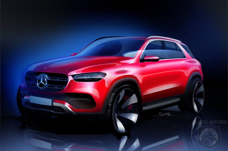 Mercedes Goes For The Throat Of The Macan And Range Rover Sport With All New Gle Autospies