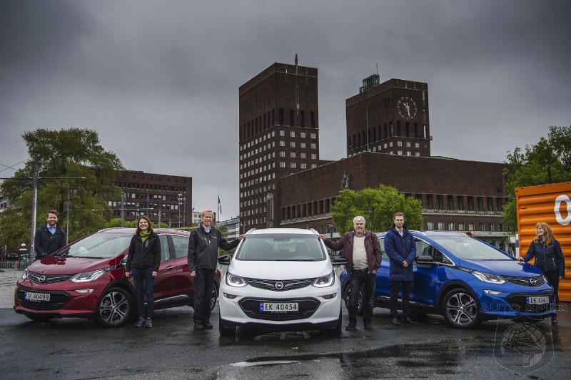 Chevrolet Halts Bolt Orders In Europe To Focus On US Demand