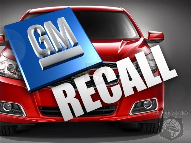 Former NHTSA  Head Says GM Recall Letter To Consumers Needs To Be VERY Direct