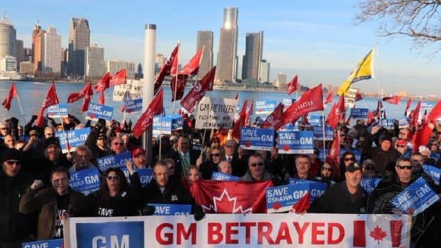 GM Tells Canada To Give Up On Keeping An Assembly Plant There