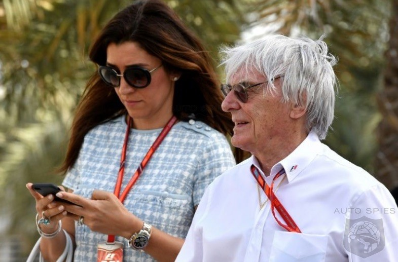 Some Guys Just Keep On Going: 89 Year Old Formula 1 Icon Bernie Ecclestone Has A Baby