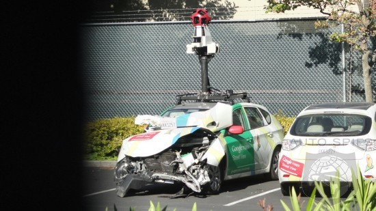 AP Investigation Reveals Google Driverless Cars Have Actually Been Crashing At Twice The National Rate?