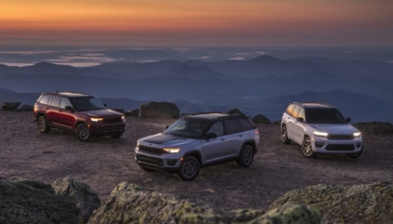 Chrysler Recalls 895,000 SUVs For Fire Concerns