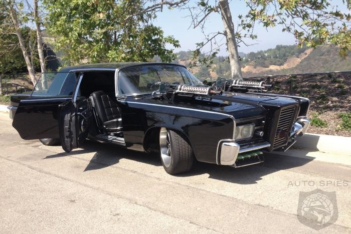 Black Beauty Up For Sale - What Is Your Favorite Movie Or TV Car?