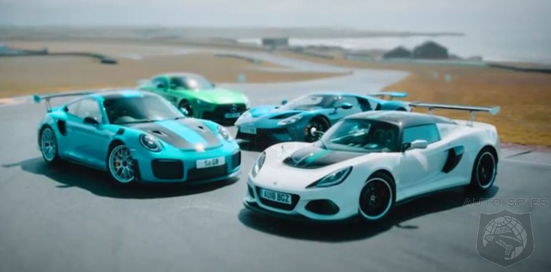 Say WHAT Ford s Bad Ass GT Fails To Deliver When Pitted Against Trio Of European Sports Cars