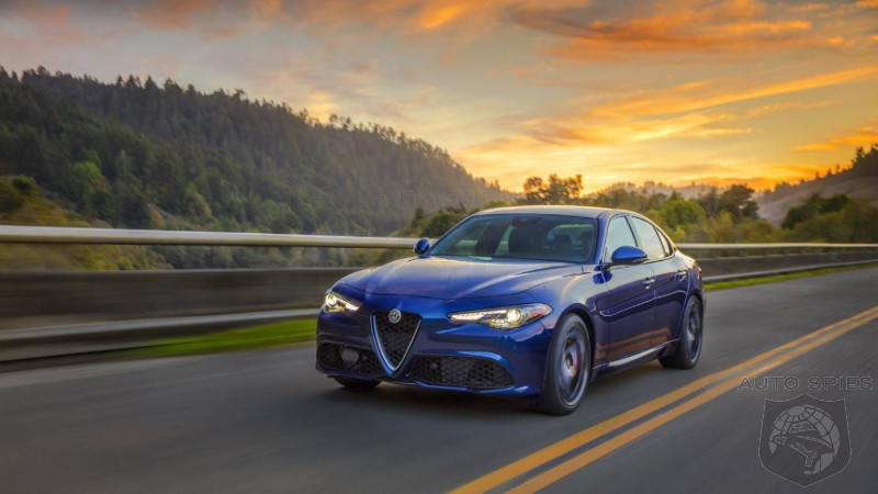 Alfa Romeo May Be Working On a 350HP Giulia Veloce To Challenge The S4