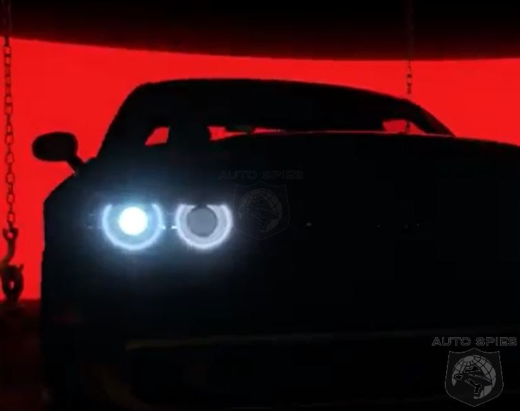Hardcore Dodge Challenger SRT Demon Will Tip The Scales A Full 200lbs Less Than The Hellcat