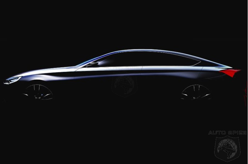 DETROIT AUTO SHOW: Who Is Hyundai Gunning For With The Mysterious HCD-14 Concept?