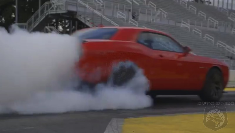 CAR WARS! Chrysler Turns Up The Heat With Challenger SRT Hellcat - The First REAL 10 Second Quarter Mile Daily Driver!
