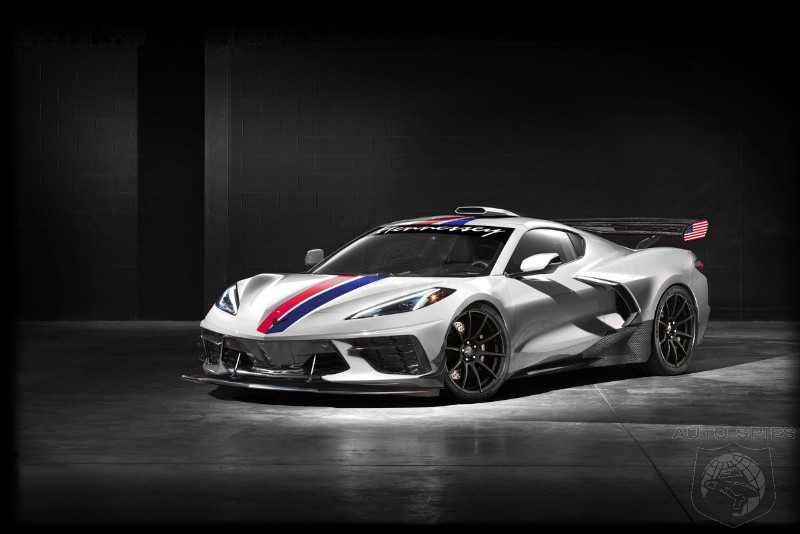 Hennessey To Bring A Twin Turbo 1200HP C8 Corvette To The Street