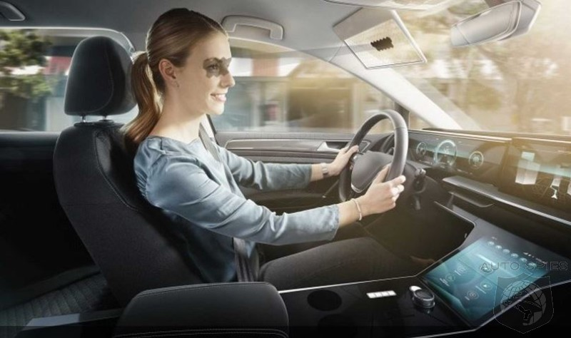 On Board Computer Tech Now Accounts For 40% Of The Price Of A New Vehicle