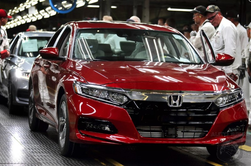 Honda Moves Unskilled White Collar Workers To The Assembly Line