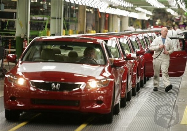 Foreign Carmakers Move Production To US - But Can The American Autoworker Maintain The Quality?
