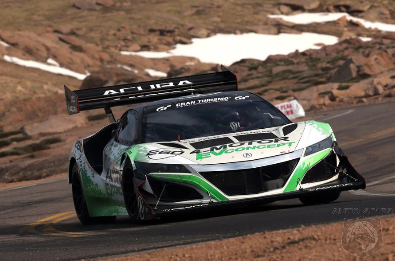Next Gen NSX May Go To Fully Electric And Target Porsche 918 Spyder  Performance