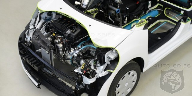 GM Partner, Peugeot Readies Hybrid Air System For Production In 2015