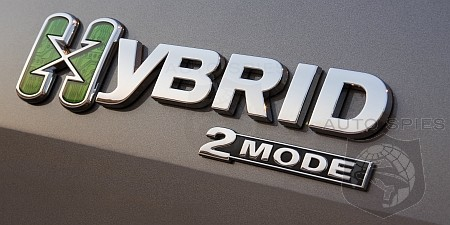 Hybrid Sales Jump 73.7% In October - Diesel Sales Rise 21.2% For Month