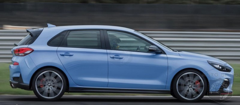 Hyundai Takes A Page From The German Playbook: Taking Your N Car To The Track Won't Void Your Warrnty