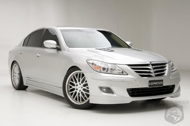 Hyundai Goes Proactive Recalling 27 000 Genesis Sedan For