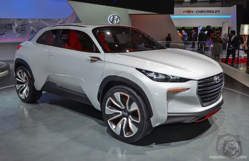 GENEVA MOTOR SHOW: Hyundai Stuns Us With The Handsome Intrado Crossover Concept