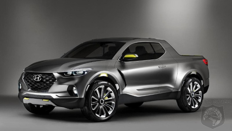 Hyundai Places Ridgeline On Notice With Santa Cruz Pickup In 2020