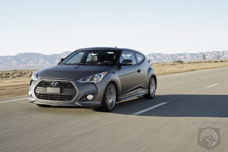 Hyundai Prices 2013 Veloster Turbo At  $21,950