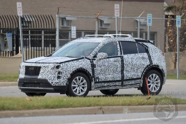 Cadillac Is Getting Ready To Build A New Small Crossover