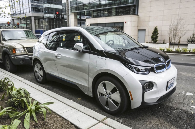 Steal Of A Deal? BMW Dealer Offers 2 Year Lease On The i3 For Just $54 A Month
