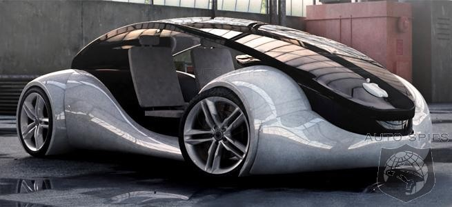 Steve Jobs' Vision Included An iCar - If He Succeeded How Would He Have Changed The Industry?