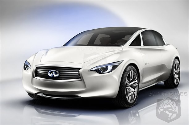 European Infiniti G-Series Sedans To Have Mercedes Four Cylinder Powerplants