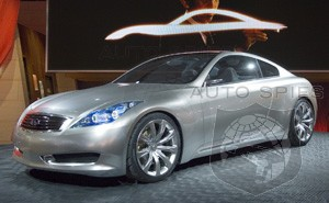 Infiniti Plans To Sell 100,000 Vehicles In Europe By 2016