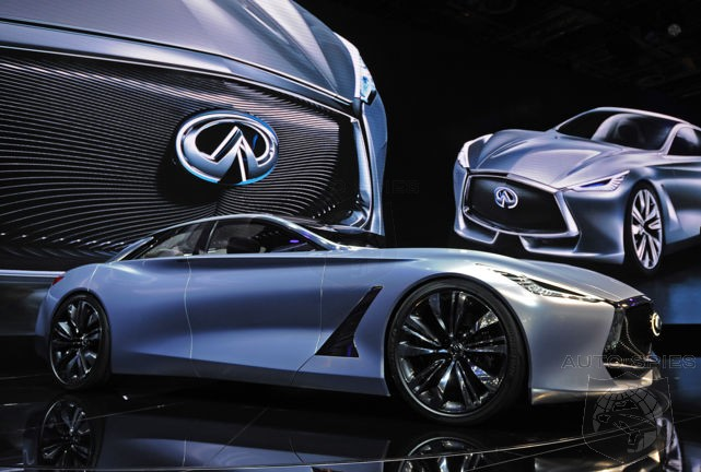 Sedan Coupe Or Suv Infiniti Plans New Flagship Debut At Naias