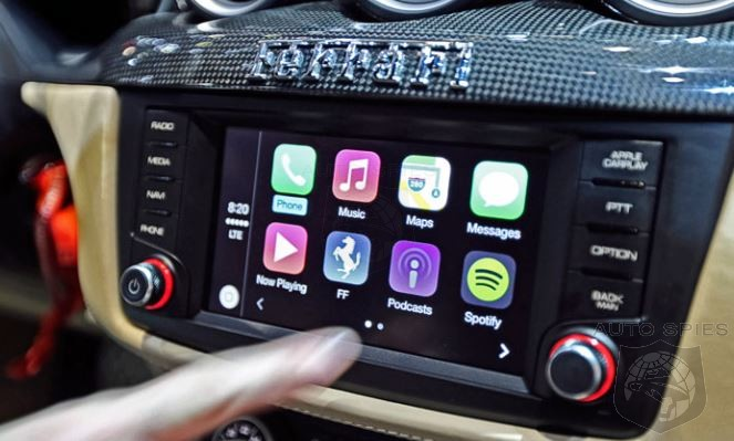 Apple Vs Android: Who Will Dominate The In Dash Infotainment Battleground?