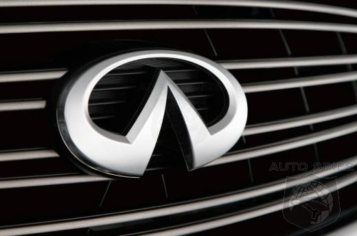 Infiniti Takes A Hint From The Germans And Simplifies Naming Structure