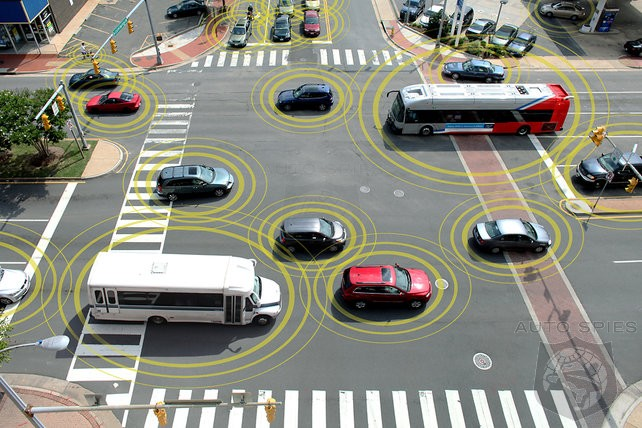 NHTSA Wants To Create A Network Of Self Communicating Cars