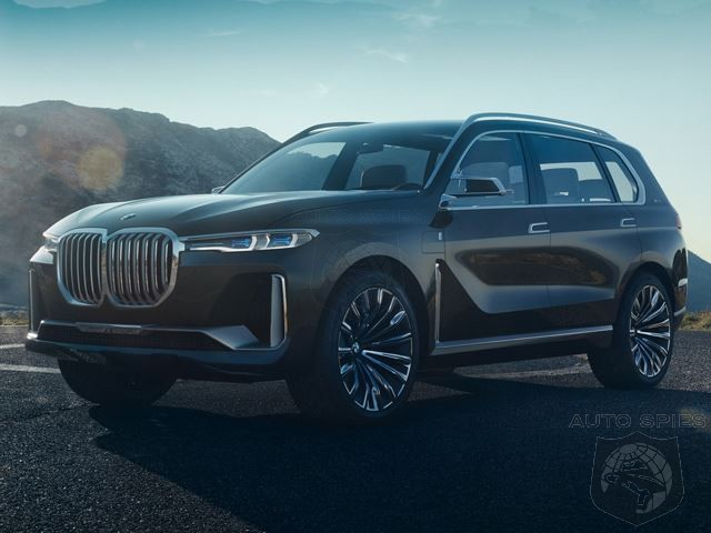 BMW Prepares To Flood The Market With Electric SUVs - Is THIS What You Want From The Brand?